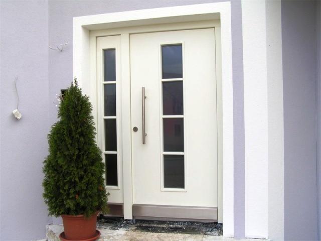 Außentür Grabrucker