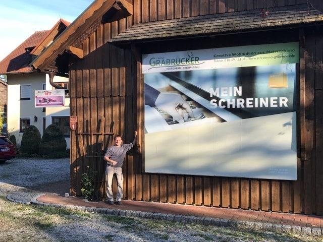 Grabrucker Schreinerei bei Moosburg