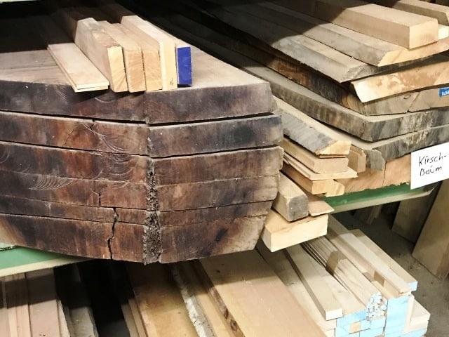 Holzarten Grabrucker 1