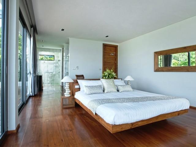 Schlafzimmermöbel - Schwebebett
