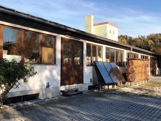Werkstatt Schreinerei bei Landshut