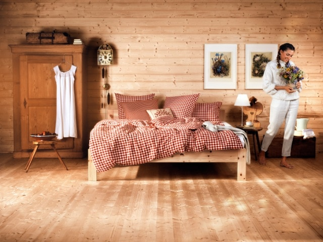 Zirbenholz Schlafzimmer Dingolfing1