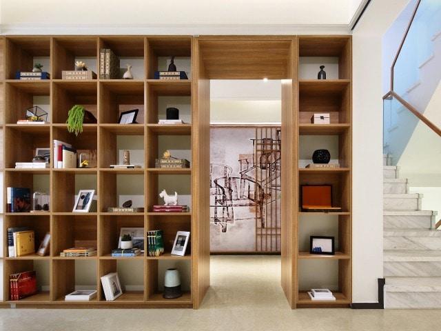 Massiv Möbel Raumteiler