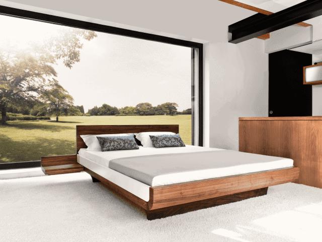 Massiv Möbel Bett
