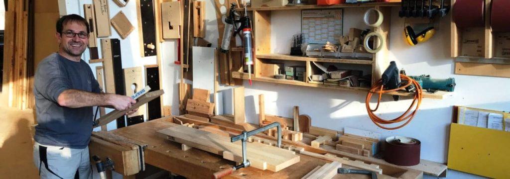 Schreinerei bei Landshut Reparaturdienst