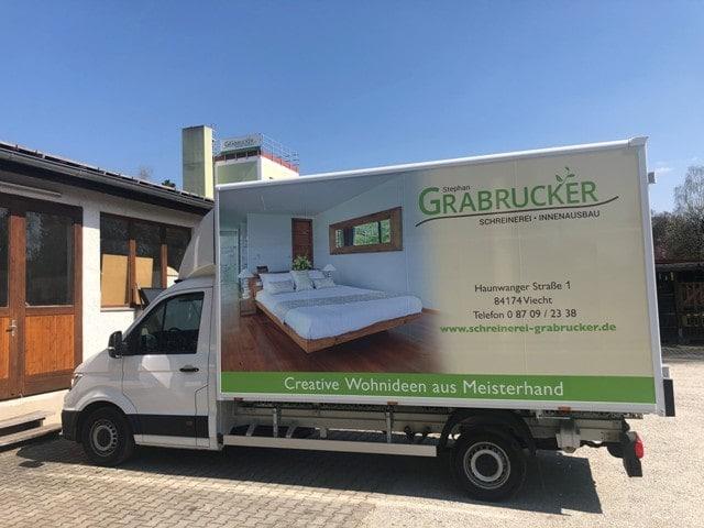 Schreinerei bei Landshut Service