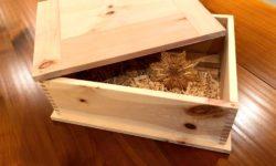 zirbenholzbrotdose