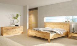 Zirbenholz Schlafzimmer Dingolfing