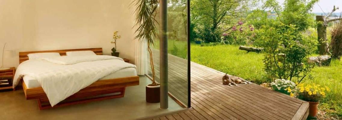 Schreinerei bei Landshut Extravagante Schlafzimmer